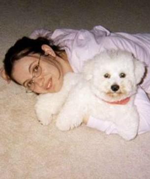 Lauren D. & 'Rowlf'