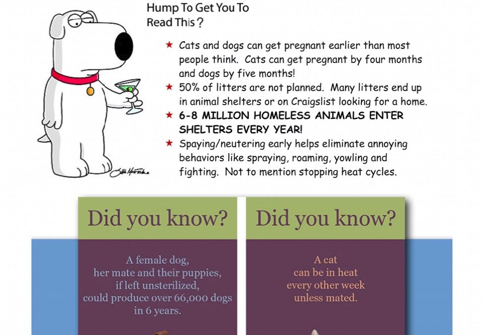 spay neuter facts